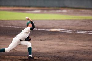 野球 肩の痛み