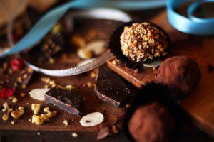 チョコの嬉しい美容効果で楽しくチョコ生活