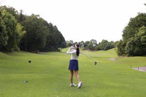 ゴルフから考える身体の習性