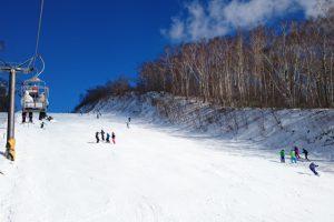 スキー・スノボーでのお肌対策
